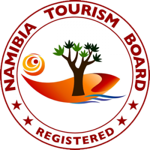 Image result for namibia tourism board accreditation logo